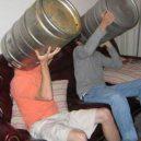 Nieko nėra geriau kaip vienas alaus prie gero filmo…:)
