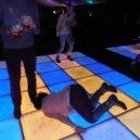 Šokėjas klube šokti pavargo…:)
