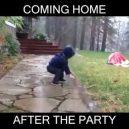 Kai grįžti namo po baliaus…:D